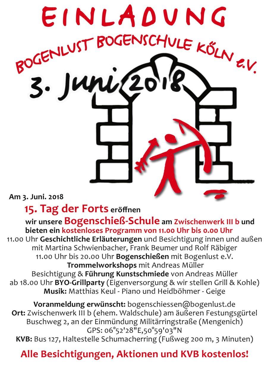 Eröffnung Bogenschule Köln